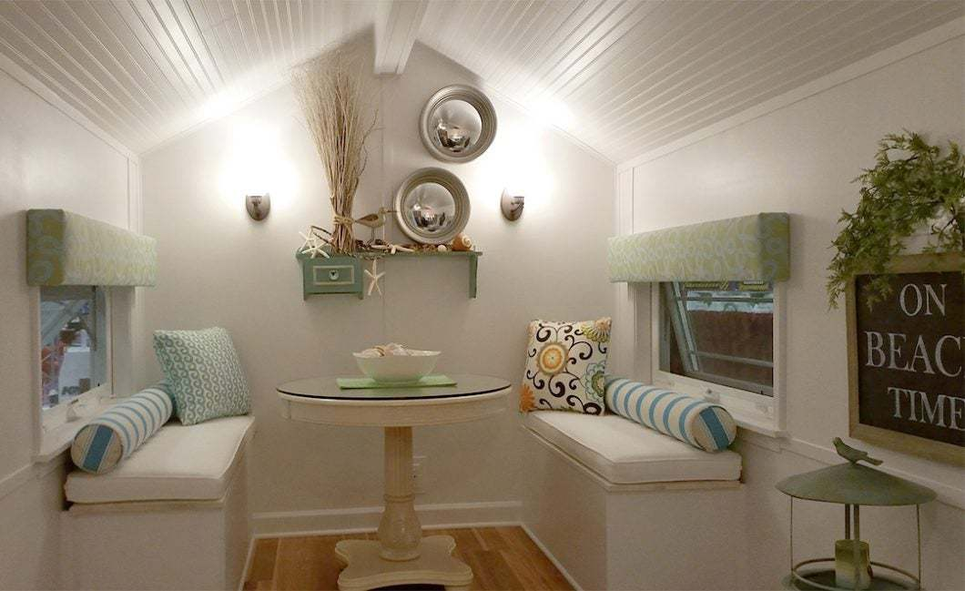 Small Spaces CLE Tiny House