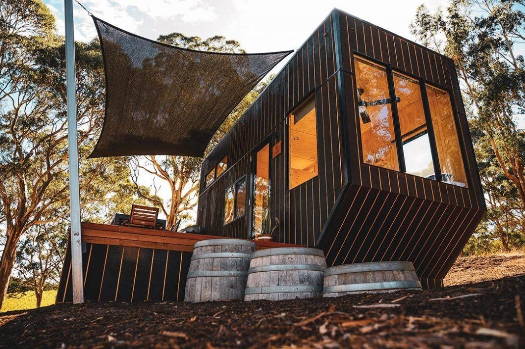 CABN: Beautiful Tiny House in South Australia