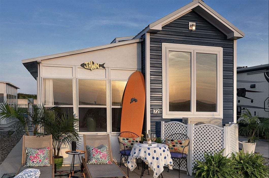 Tiny Private House on the Beach