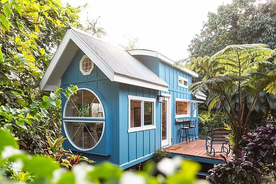 Gorgeous Tiny House in Hawaii