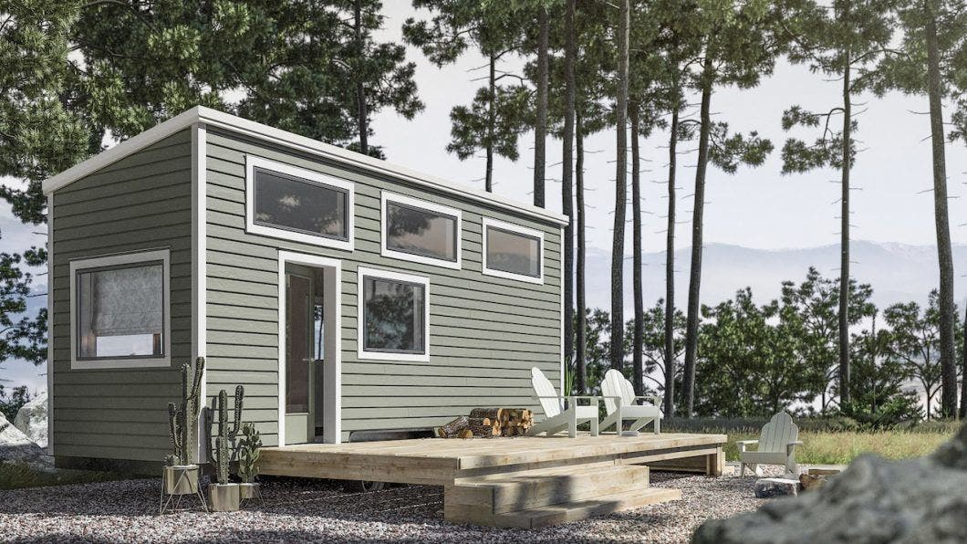 The Element Tiny House