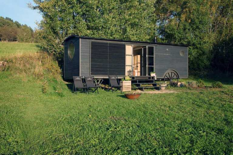 Traditional Style Tiny House