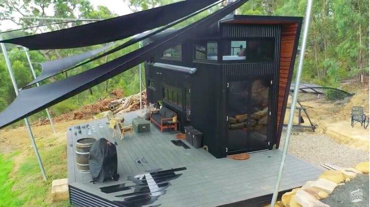 Ultra Modern Tiny House