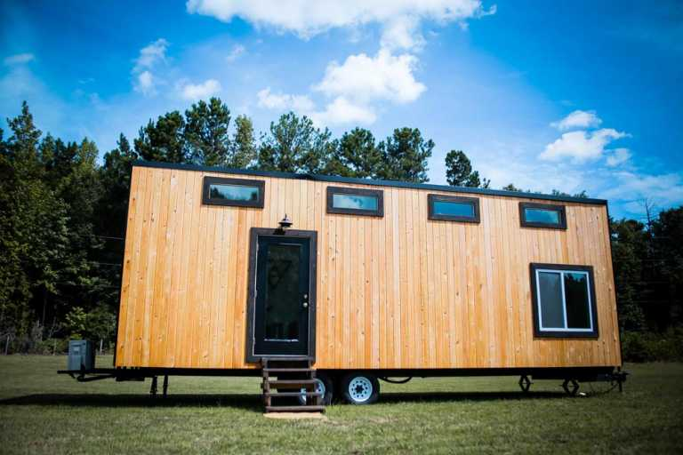 Lamon Luther Tiny House