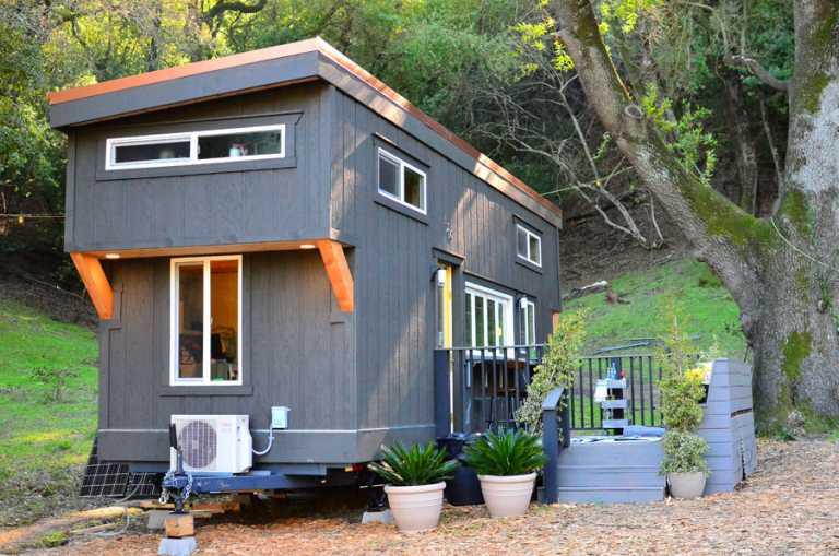Bar Style Tiny House