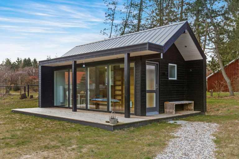Scandinavian Style Tiny House