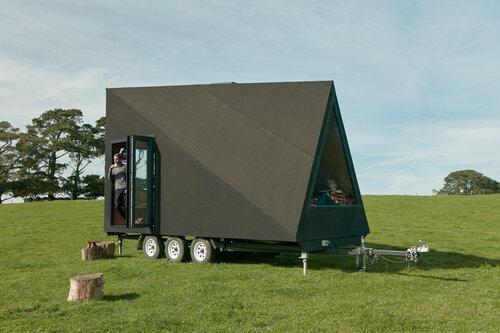 A-Frame Base Cabin