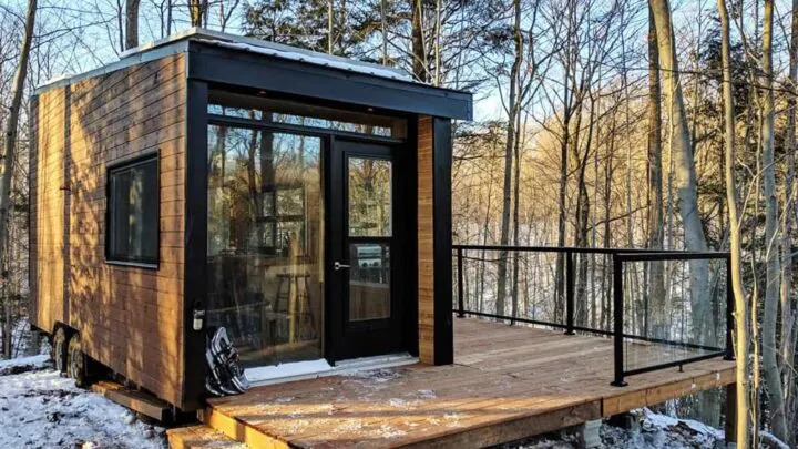 Dashi Tiny House By Cabinscape