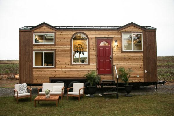Dual Loft Theatre Tiny House
