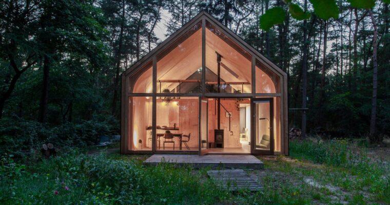 Indıgo Tiny Cabin by Woonpioniers