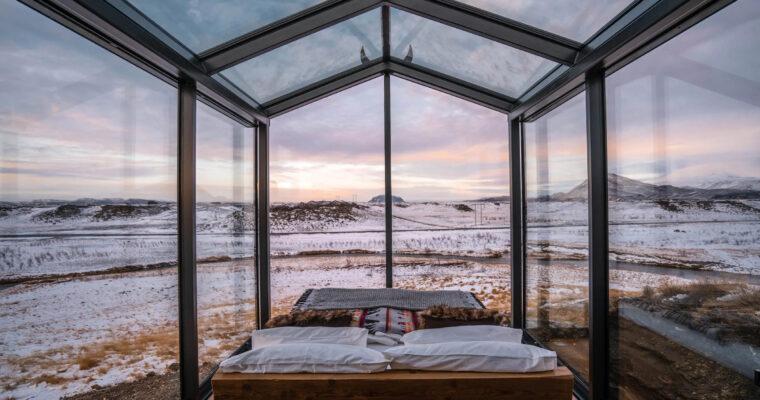 Panorama Glass Lodge Tiny House