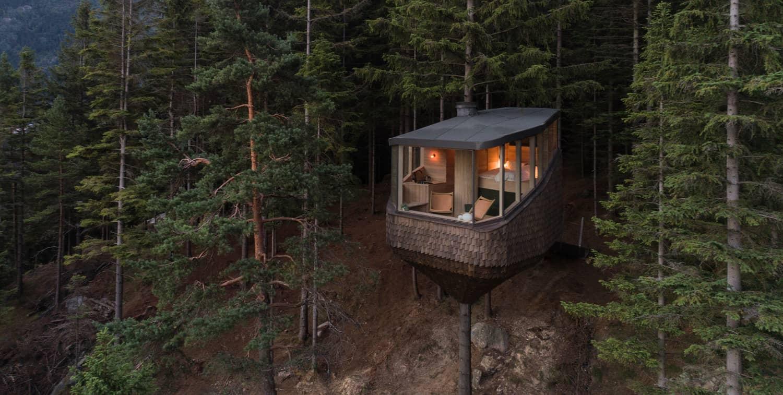 Woodnest Tiny Cabin