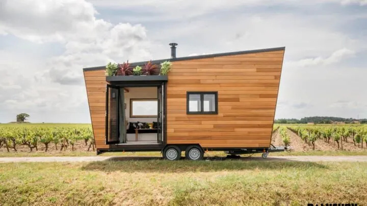Intrépide Tiny House By Baluchon