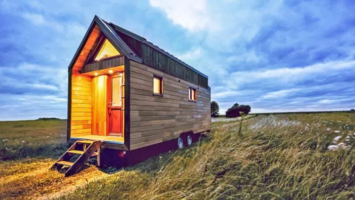 Odyssee Tiny House by Baluchon