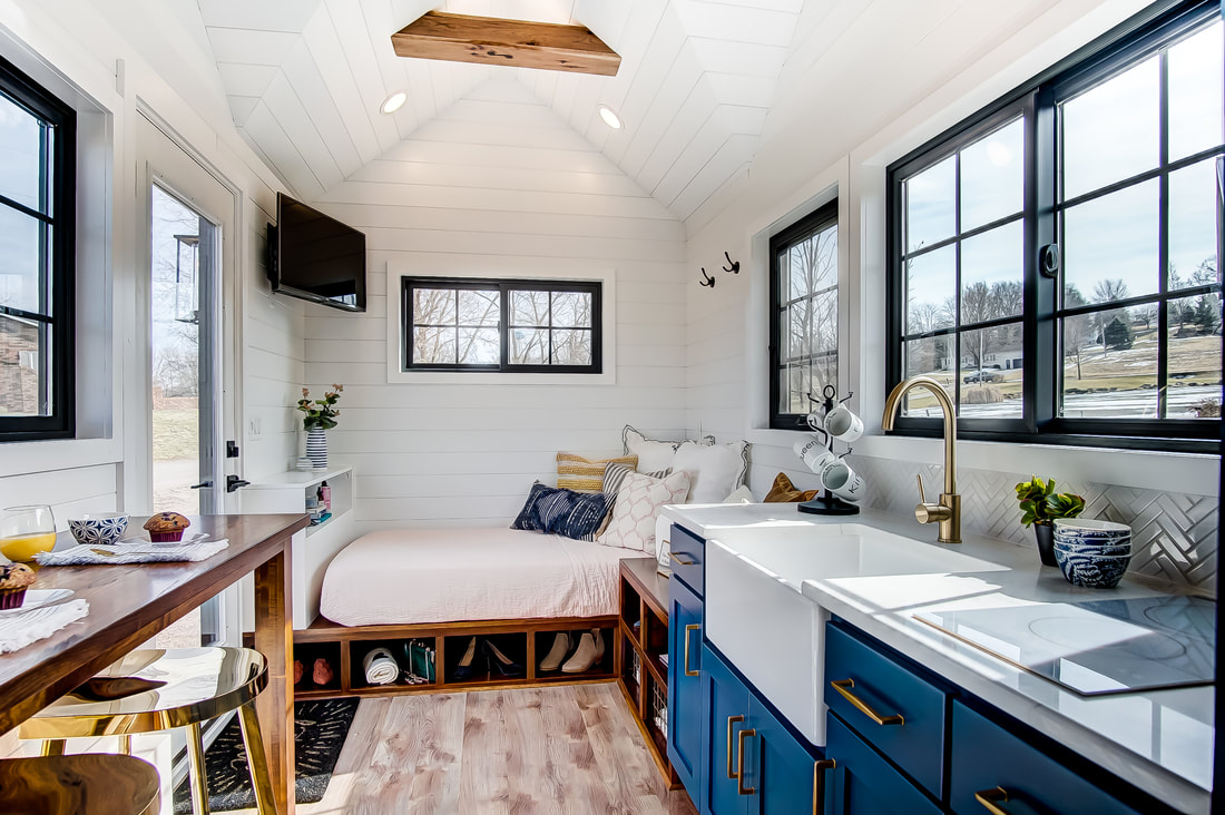 Allswell Tiny House by Modern Tiny Living