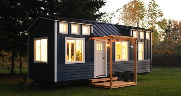 Cadence Tiny House by Handcrafted Movement