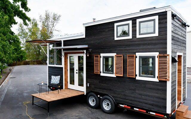 Custom Design Tru Form Tiny House