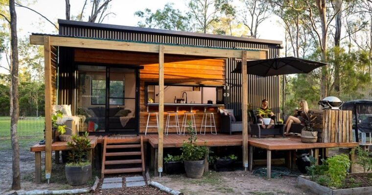Gorgeous Modern Tiny House in Queensland