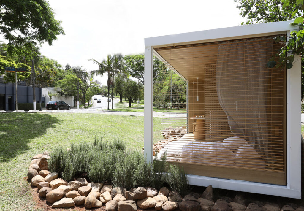 Amazing Container in Harmony with Nature by Elo Studio 10