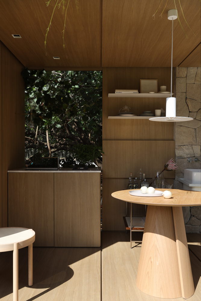 Amazing Container in Harmony with Nature by Elo Studio 13