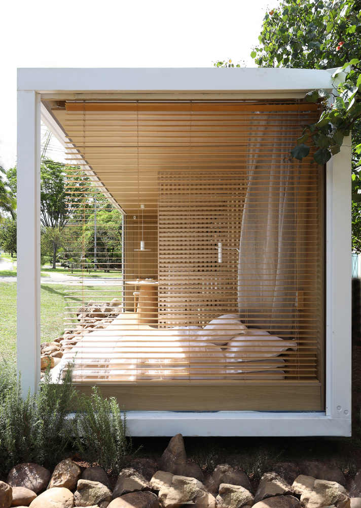 Amazing Container in Harmony with Nature by Elo Studio 5