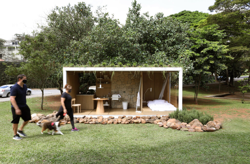 Amazing Container in Harmony with Nature by Elo Studio 8