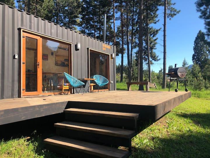 Casa Container in Coyhaique 2 1