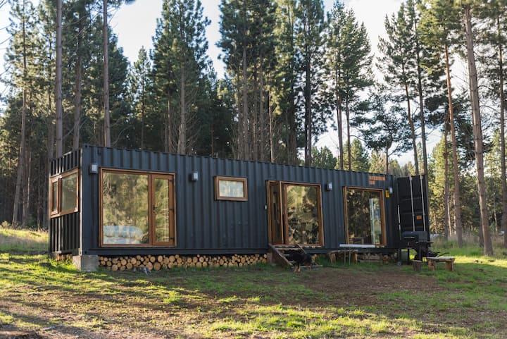 Wonderful Casa Container in Coyhaique