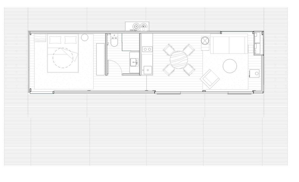 Floating House WaterlilliHaus 16