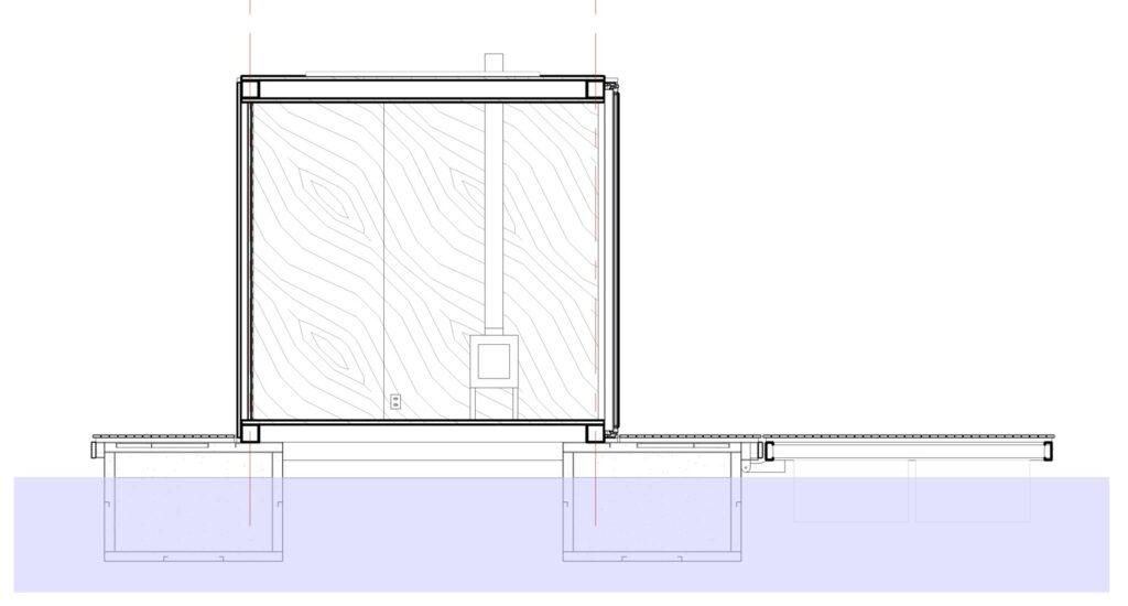 Floating House WaterlilliHaus 17