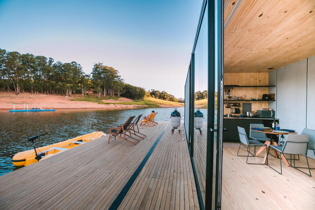 Floating House WaterlilliHaus 4 1
