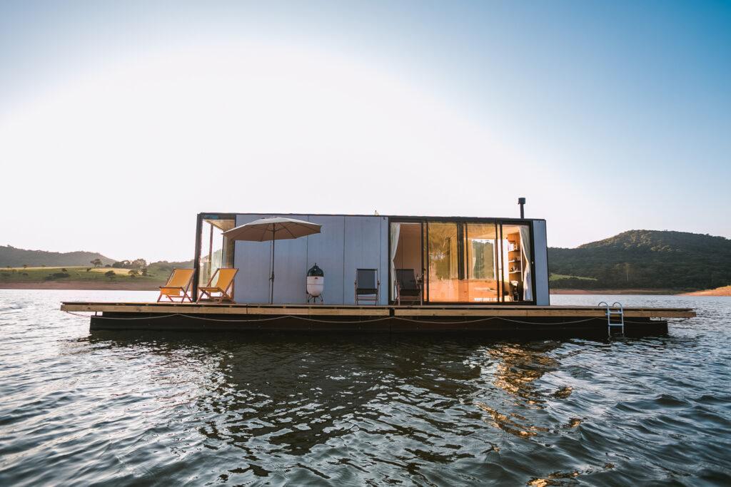 Floating House WaterlilliHaus 5 2