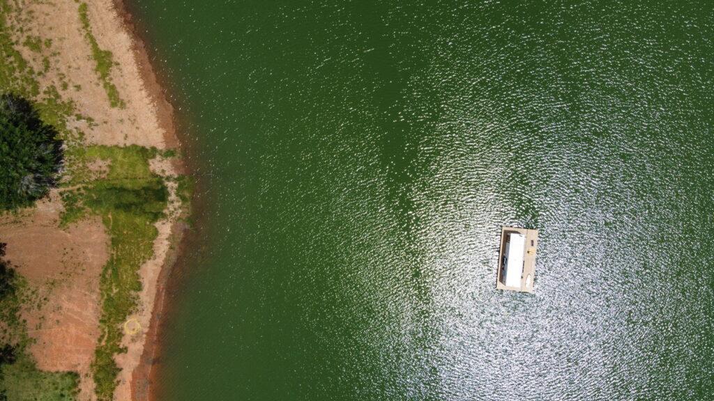Floating House WaterlilliHaus 6 2