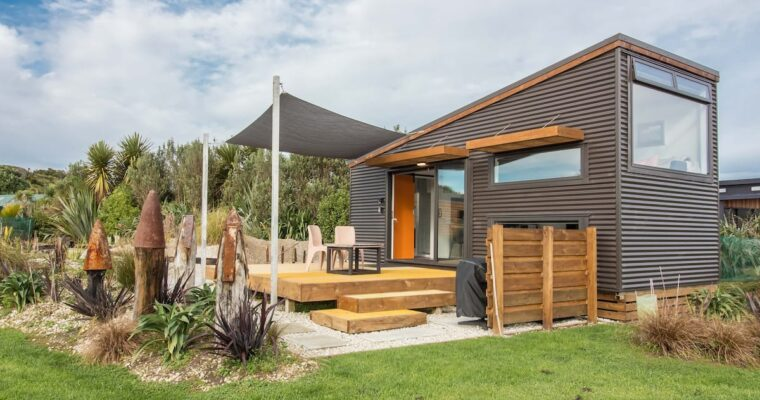Amazing Nature Inspired Architecture RUA Tiny House
