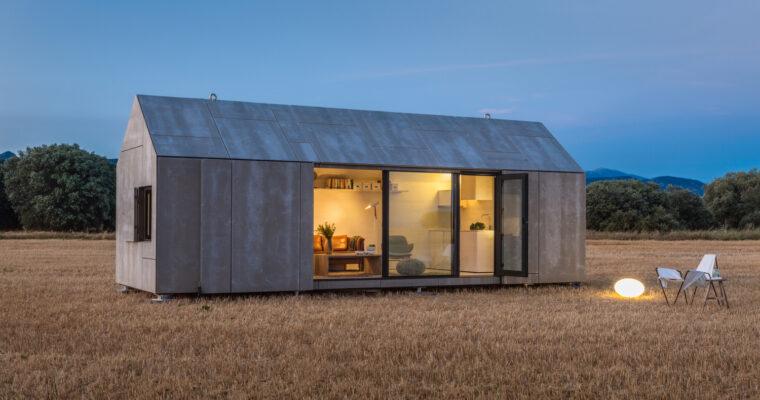 Portable Tiny House ÁPH80 in Spain