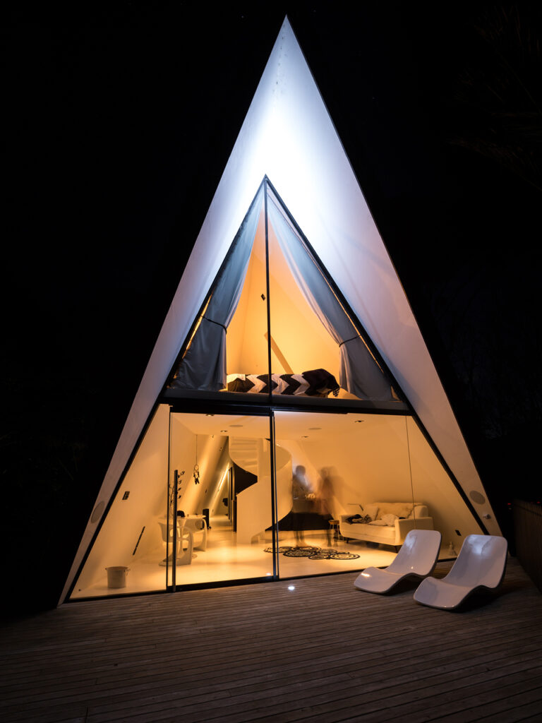 Tent House In New Zealand 15 2