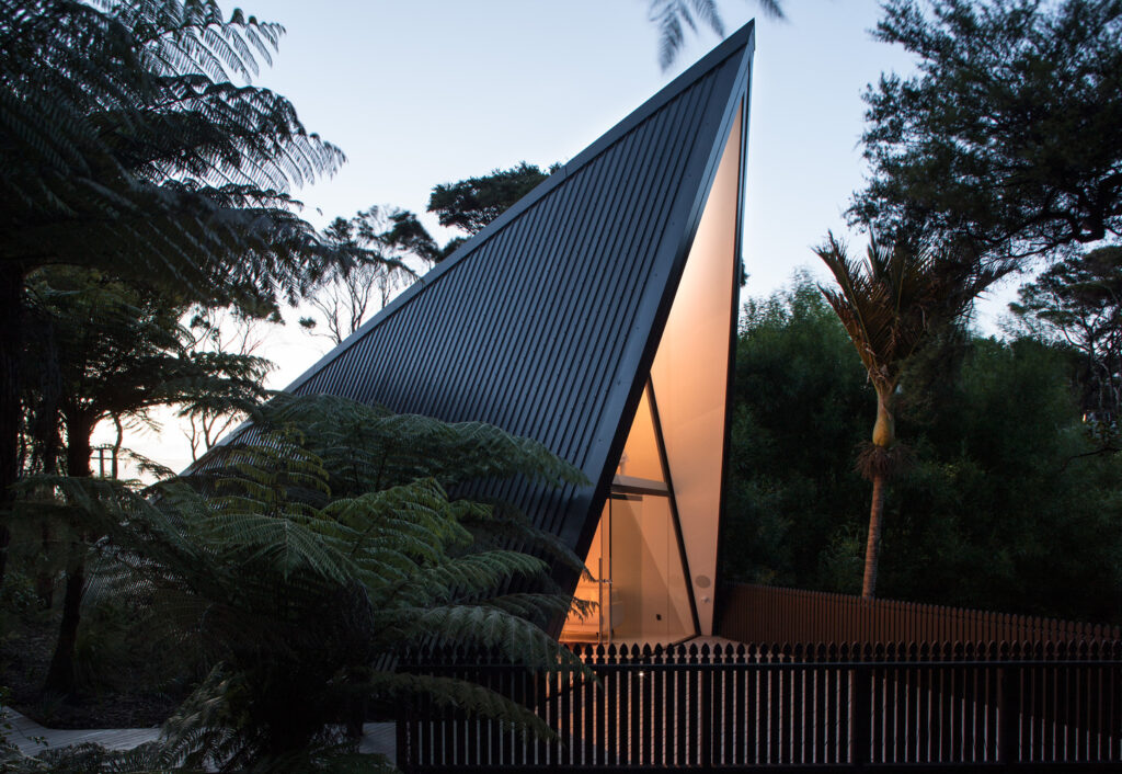Tent House In New Zealand 3 1