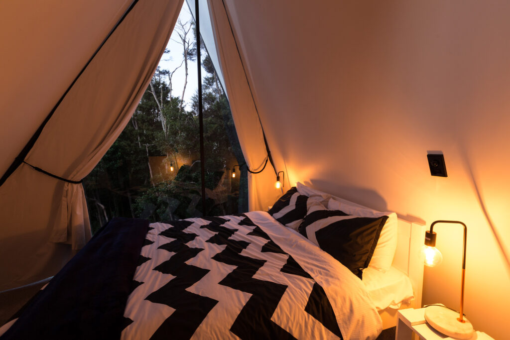 Tent House In New Zealand 5 1