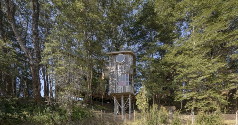 Tiny Cabins Comarca Contuy / Utreras Arquitectos
