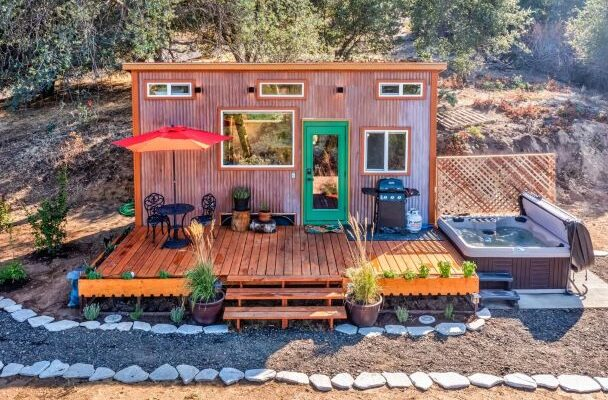 Among the Stars Tiny House in Yosemite National Park