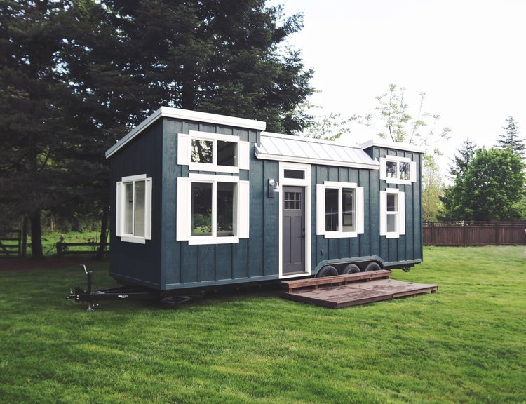Royal Pioneer Tiny House by Handcrafted Movement