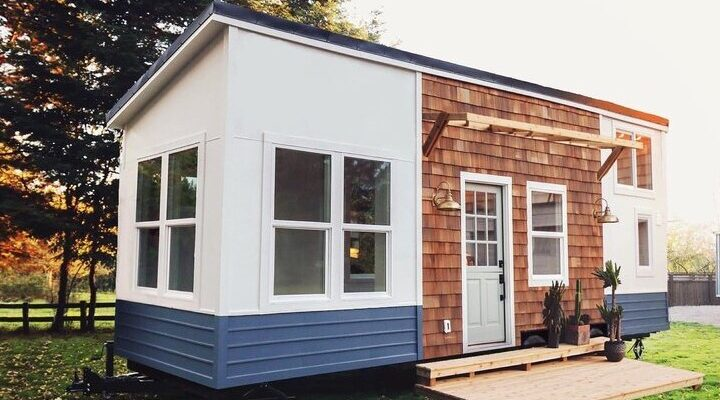 Sanctuary Tiny House by Handcrafted Movement