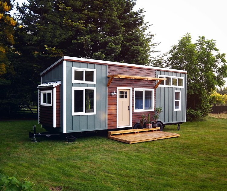 Topanga Tiny House by Handcrafted Movement