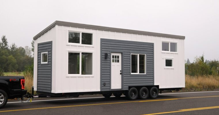 Legacy Tiny House by Handcrafted Movement
