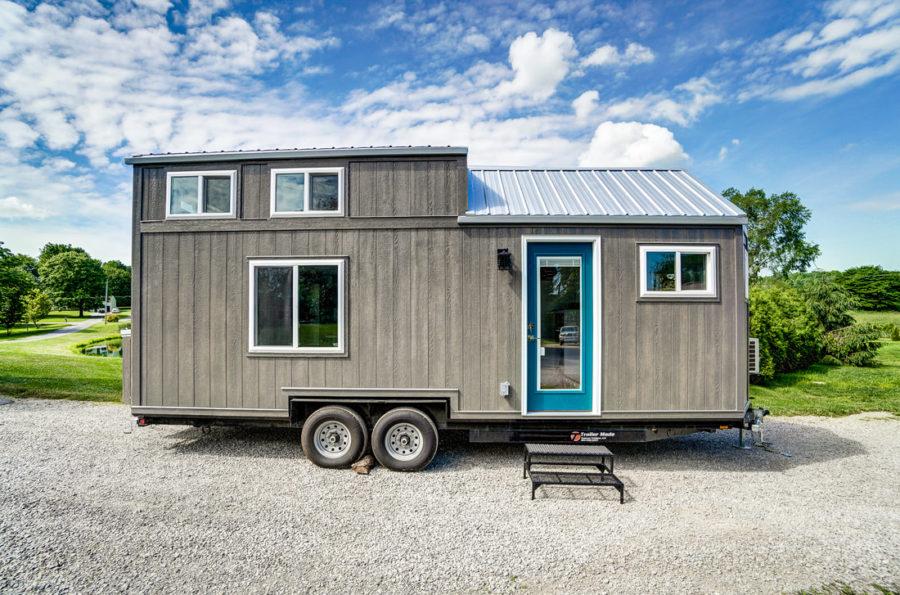 Rivendell Tiny House by Modern Tiny Living