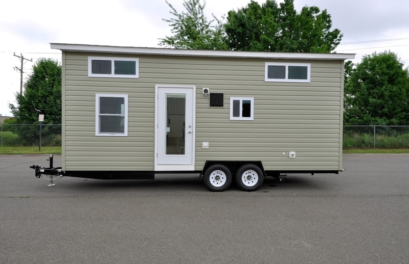The Willow 2 By Tiny House Building Company