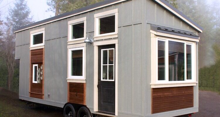 Urban Craftsman Tiny House by Handcrafted Movement