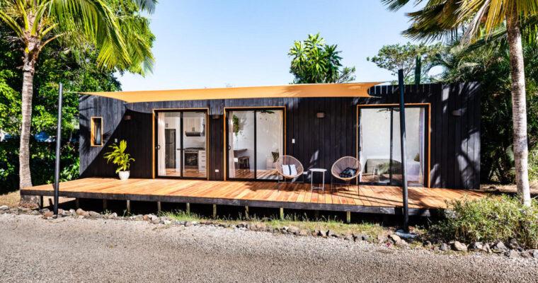 Wonderful Designed Container Home in Costa Rica