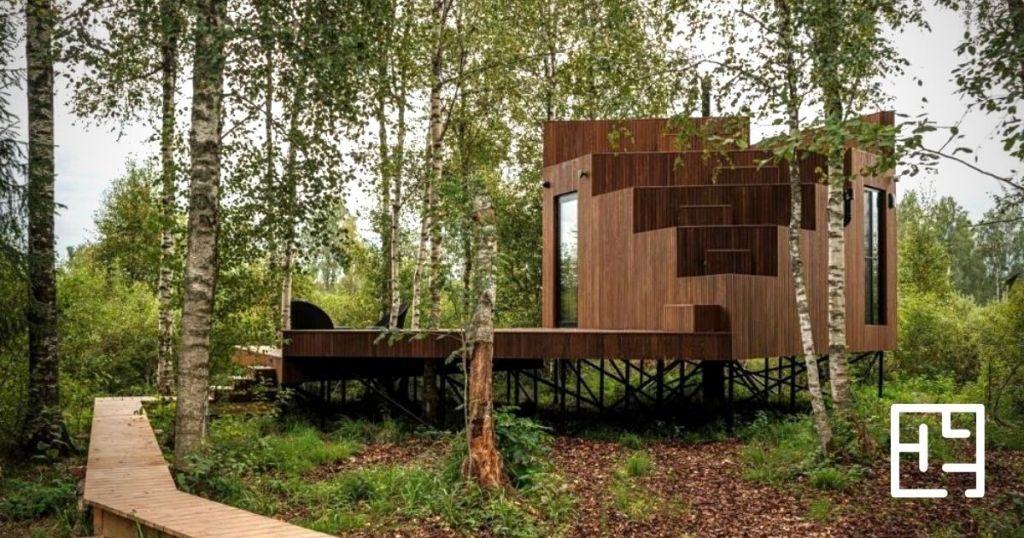 Maidla Nature Villa by b210 in Estonya