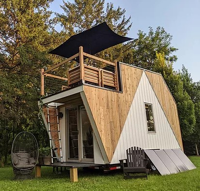 The Mountain by The Comak Tiny Homes